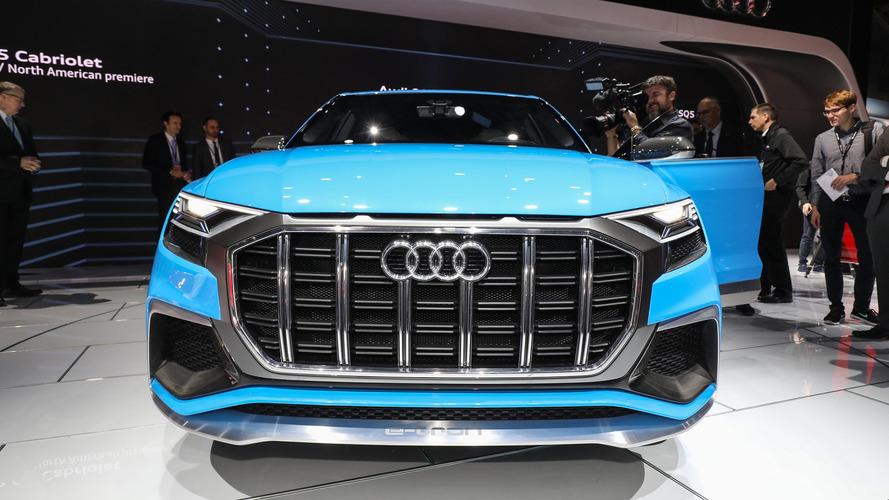 Audi segue BMW e Mercedes e não estará no Salão de Detroit 2019