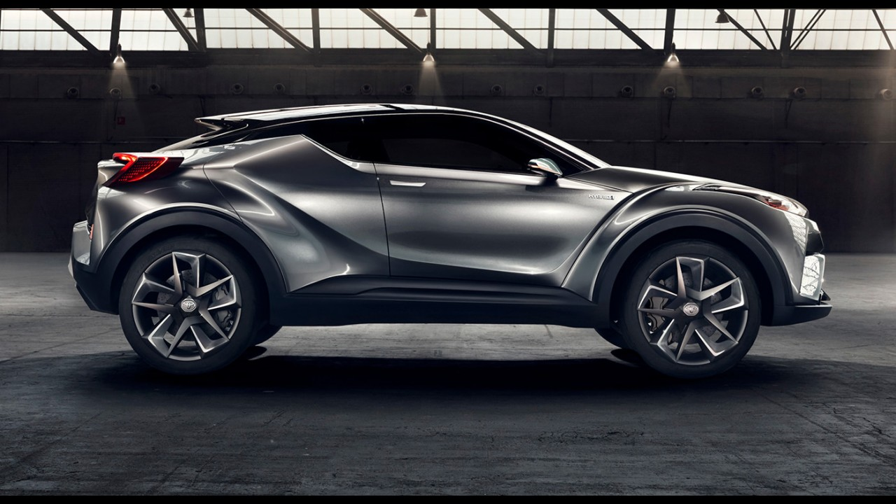 SUV compacto da Toyota, C-HR terá versão 2.0 CVT para as Américas