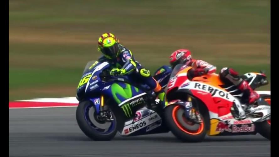 Rossi x Márquez: afinal, quem foi desleal no GP da Malásia? - vídeo