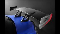 Subaru BRZ enfim aparece na versão STI, ainda conceitual