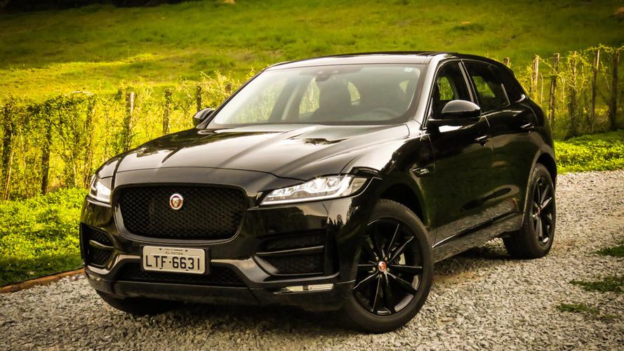 SUVs premium: Jaguar F-Pace fica no top 3 das vendas de outubro