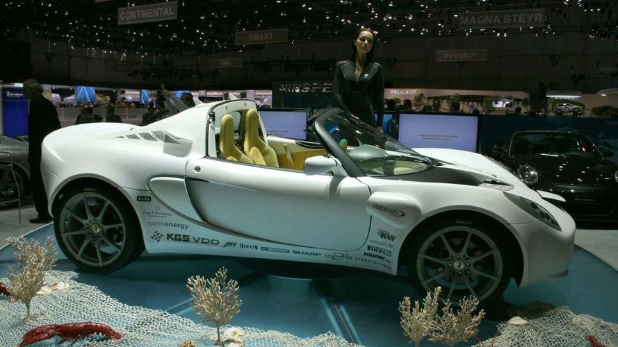 Rinnspeed sQuba Concept dives into Geneva