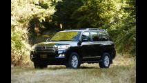 Toyota land Cruiser V8 restyling
