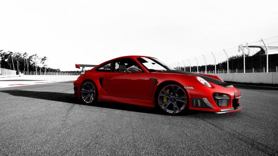 Porsche 911 GT2 RS by TechArt
