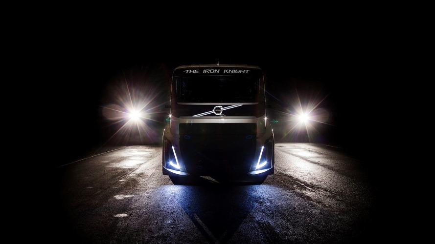 2,400 hp Volvo truck seeks world speed records