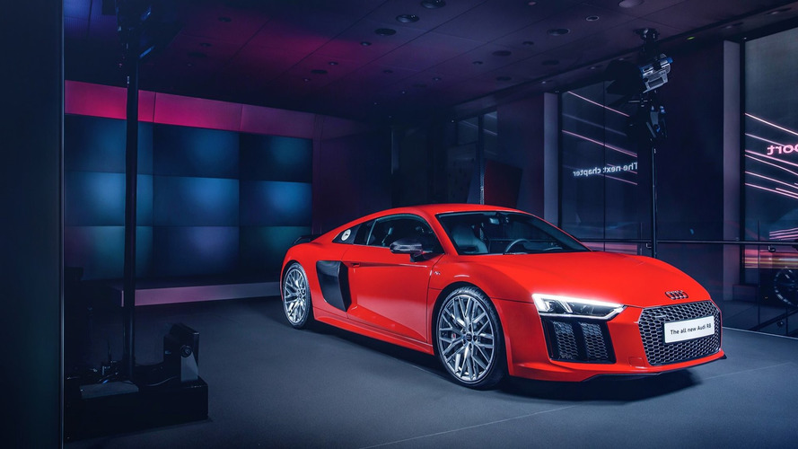 Audi R8 'eye' ad banned in UK