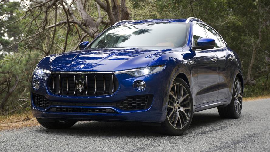 Maserati Levante, hibrit teknolojisini bir MPV'den alacak