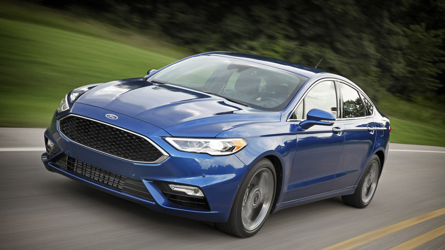 Ford Fusion V6 Sport gets sharper performance at the press of a button