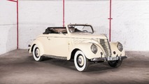 Lot 30 - 1937 Matford V8 72 13 cv Cabriolet 23 places avec spider