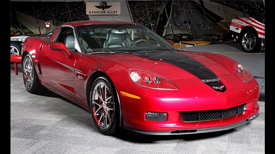 Corvette Z06 ganha edição limitada 427 com motor V8 de 512 cavalos