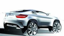 BMW X6 Active Hybrid Concept