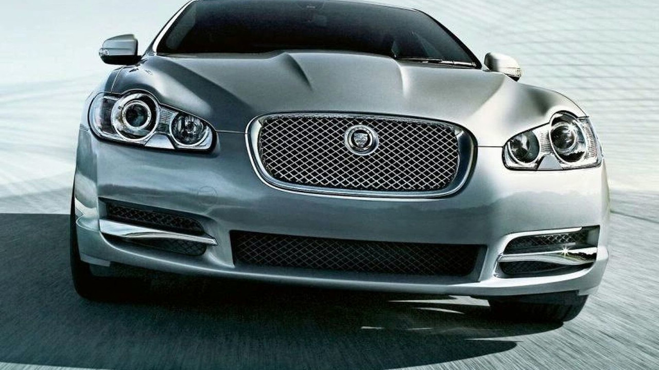 Jaguar XF Officially Revealed