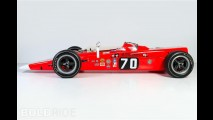 Lotus Type 56 Turbine Indy Racecar