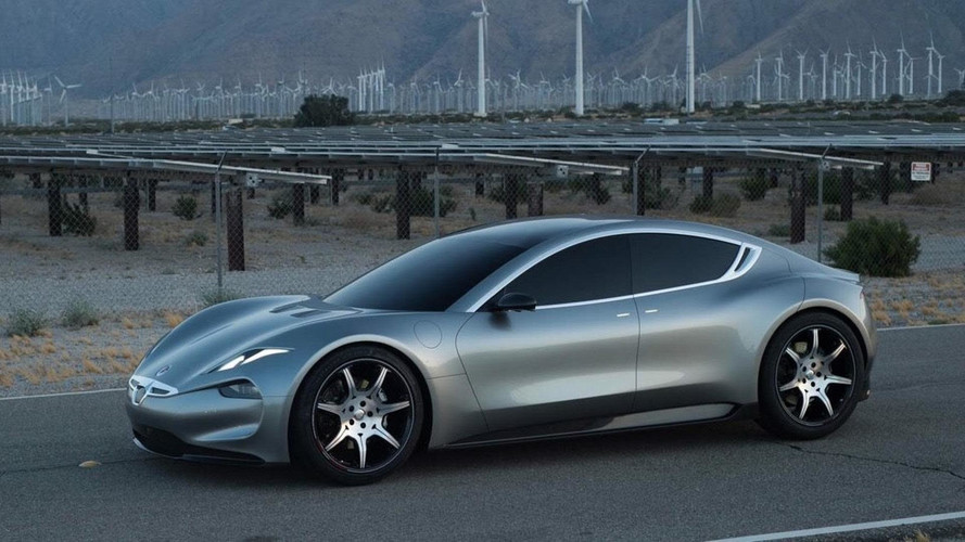 Fisker EMotion To Get 145-kWh Battery Pack