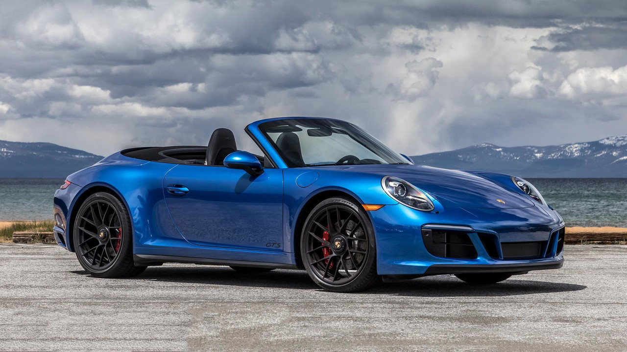 2018 Porsche 911 Carrera Gts First Drive Better In All The Right Ways