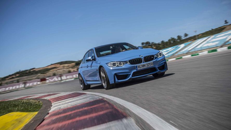 BMW M3 (2017)