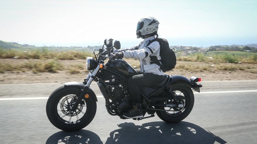 First Ride: 2017 Honda Rebel 300/500