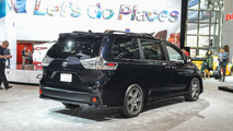 2018 Toyota Sienna - New York 2017