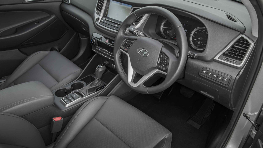 2017 hyundai tucson review. Black Bedroom Furniture Sets. Home Design Ideas
