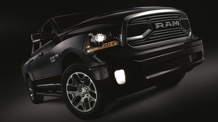 Ram 1500 Tungsten