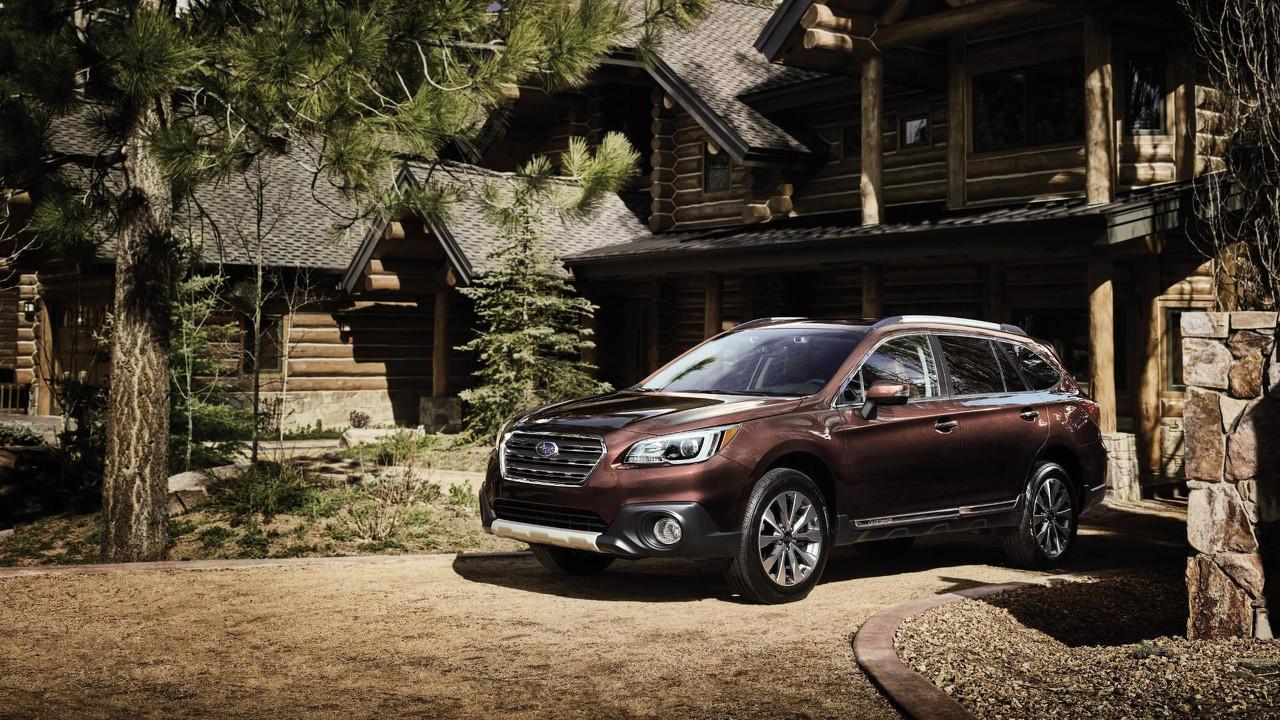 2017 Subaru Outback Touring