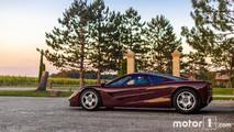 McLaren F1 fotografiado por KVC