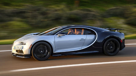 Bugatti Chiron Needs More Advanced Tires To Hit 300 MPH