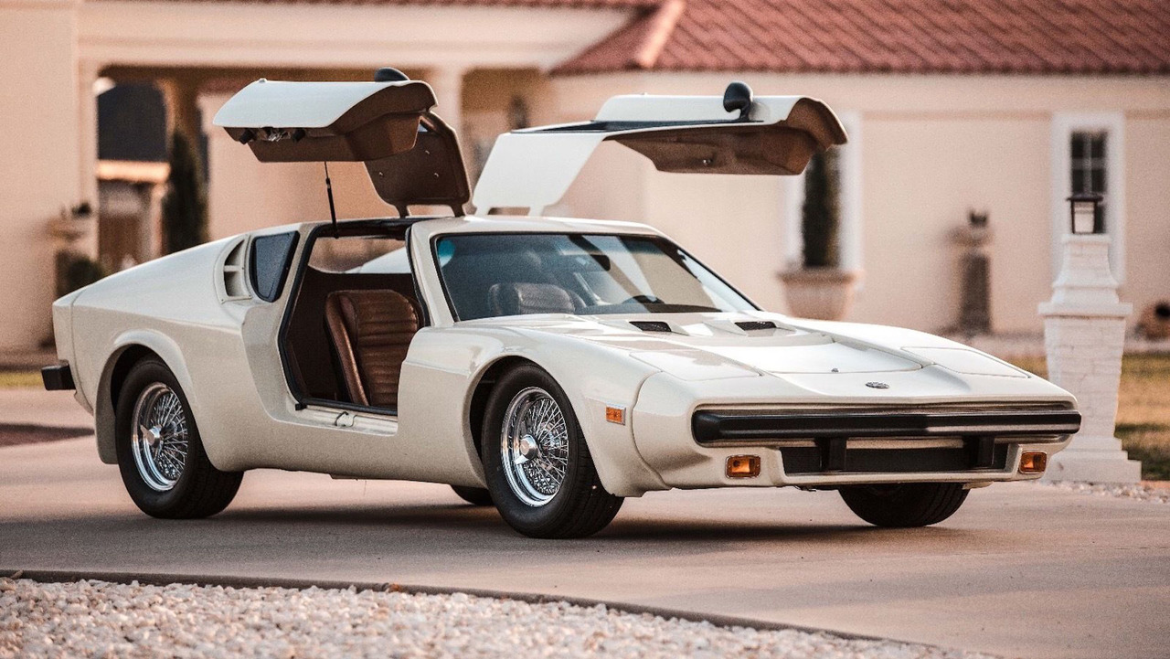 Buy This Vw Kit Car For Cheap Fulfill Your 70s Sports