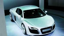 Audi R8 Ignition Sculpture