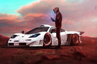 Artist Creates Amazing Sci-Fi Supercar Concepts [Photo Gallery]