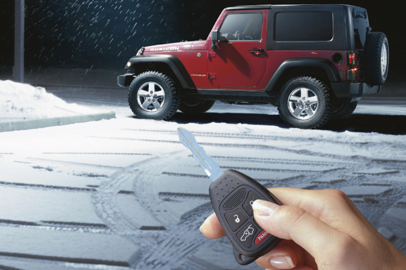 Colorado Won't Let You Run Your Car Unattended, Unless You've Got a Remote Start