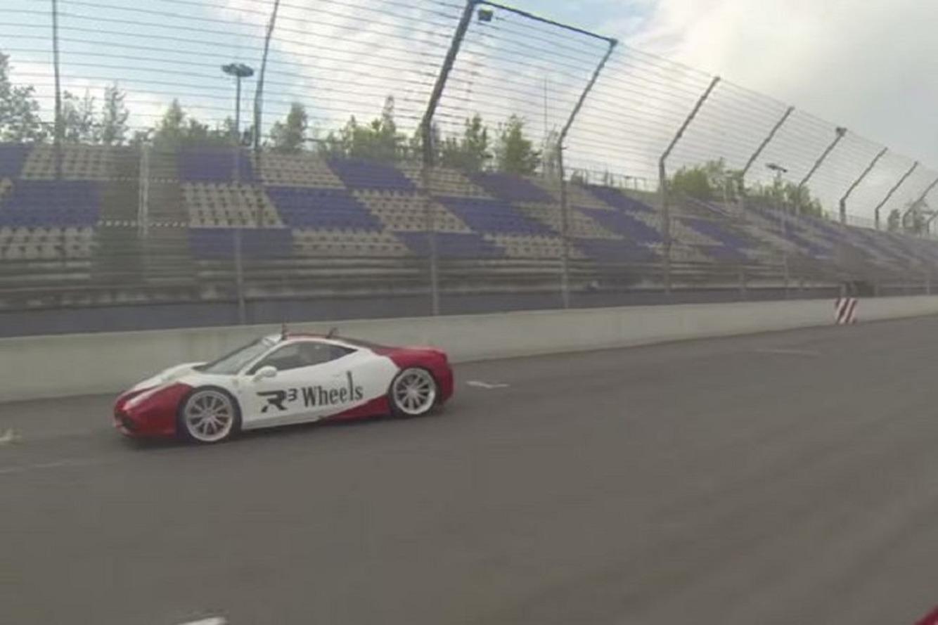 Can A Tesla Outgun A Ferrari 458 Speciale?