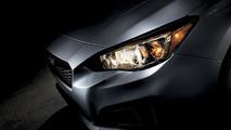 2017 Subaru Impreza teaser