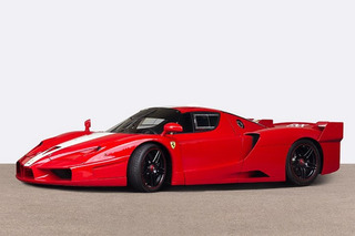 Ferrari Enzo Signed by Michael Schumacher Headed to Auction