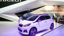 2014 Peugeot 108 at 2014 Geneva Motor Show