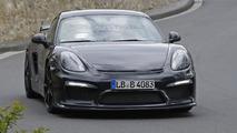 Porsche accidently confirms the Cayman GT4