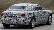 Rolls-Royce Dawn officially announced, goes on sale early next year