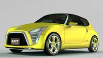 Daihatsu D-R Estate Concept 23.9.2013
