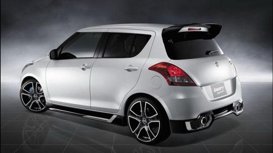 Suzuki Swift Sport, ancor più grintosa per l'Australia