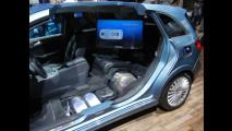Mercedes B 200 Natural Gas Drive a Parigi