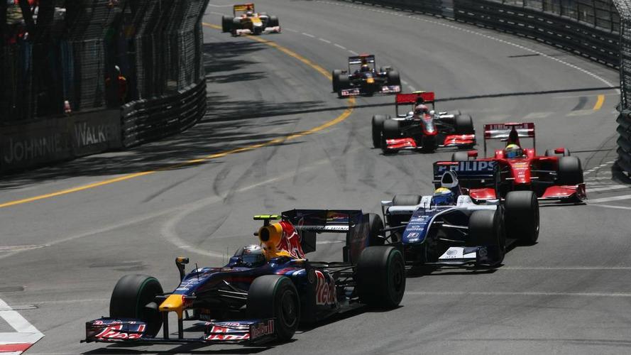 Sutil plays down Monaco traffic drama