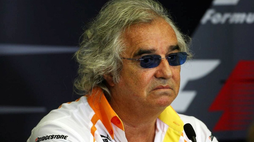 Briatore says Alonso could have been on pole