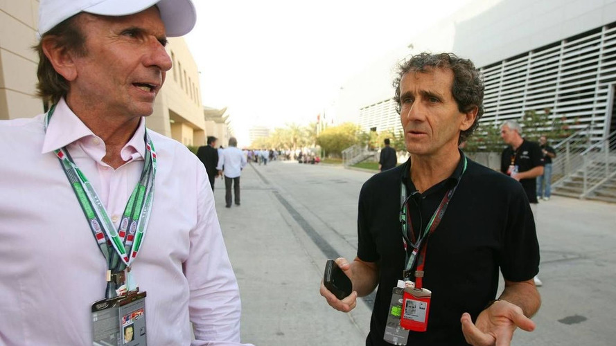 Prost to reprise stewards role in 2010
