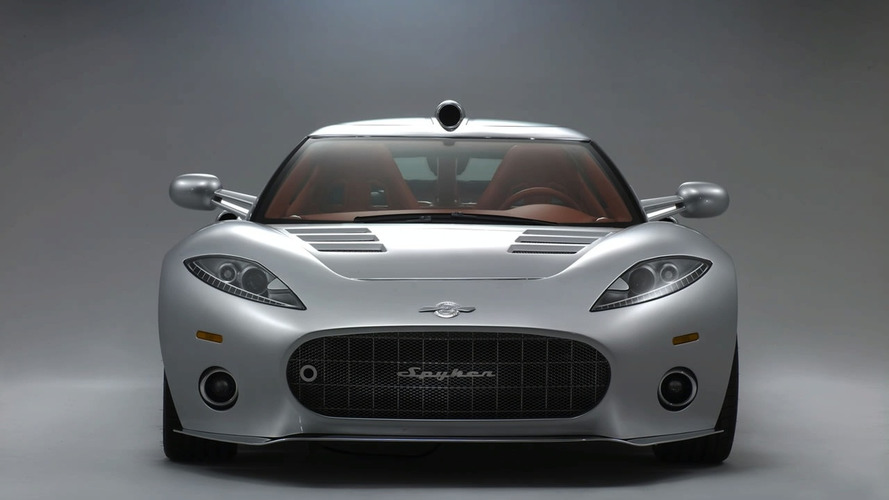 Spyker fails to obtain funding, declared bankrupt