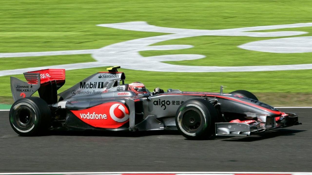 Heikki Kovalainen (FIN), McLaren Mercedes, Japanese Grand Prix, qualifying, Suzuka, Japan, 03.10.2009