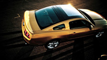 2010 Ford Mustang with Panoramic Glass Roof