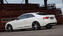 Senner Audi A5 with Carlsson 1/5 Evo DS 21-inch wheels