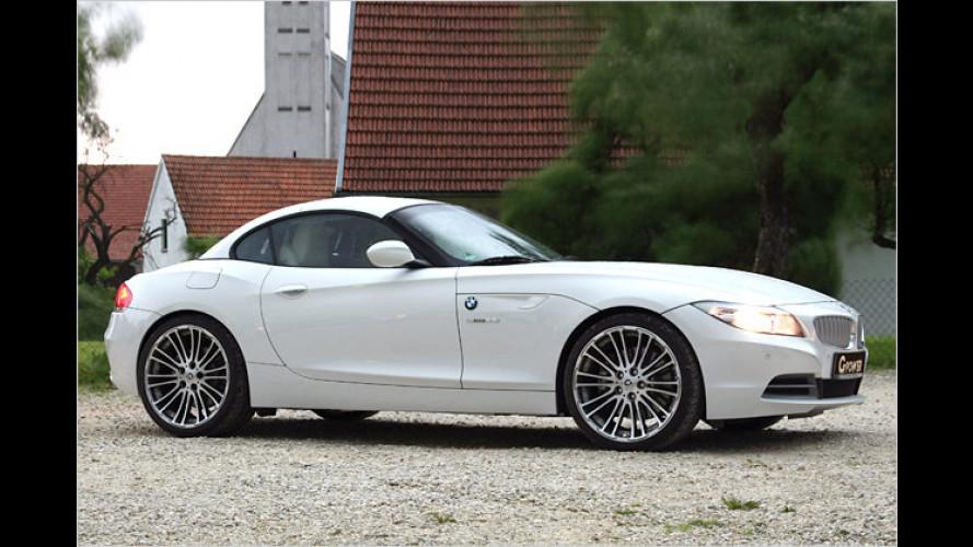 G-Power macht stark: Mehr Leistung für den BMW Z4
