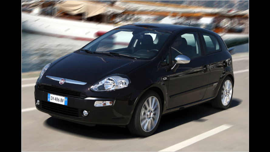 Fiat Punto Evo: Kleinwagen wird nach dem Facelift nobler