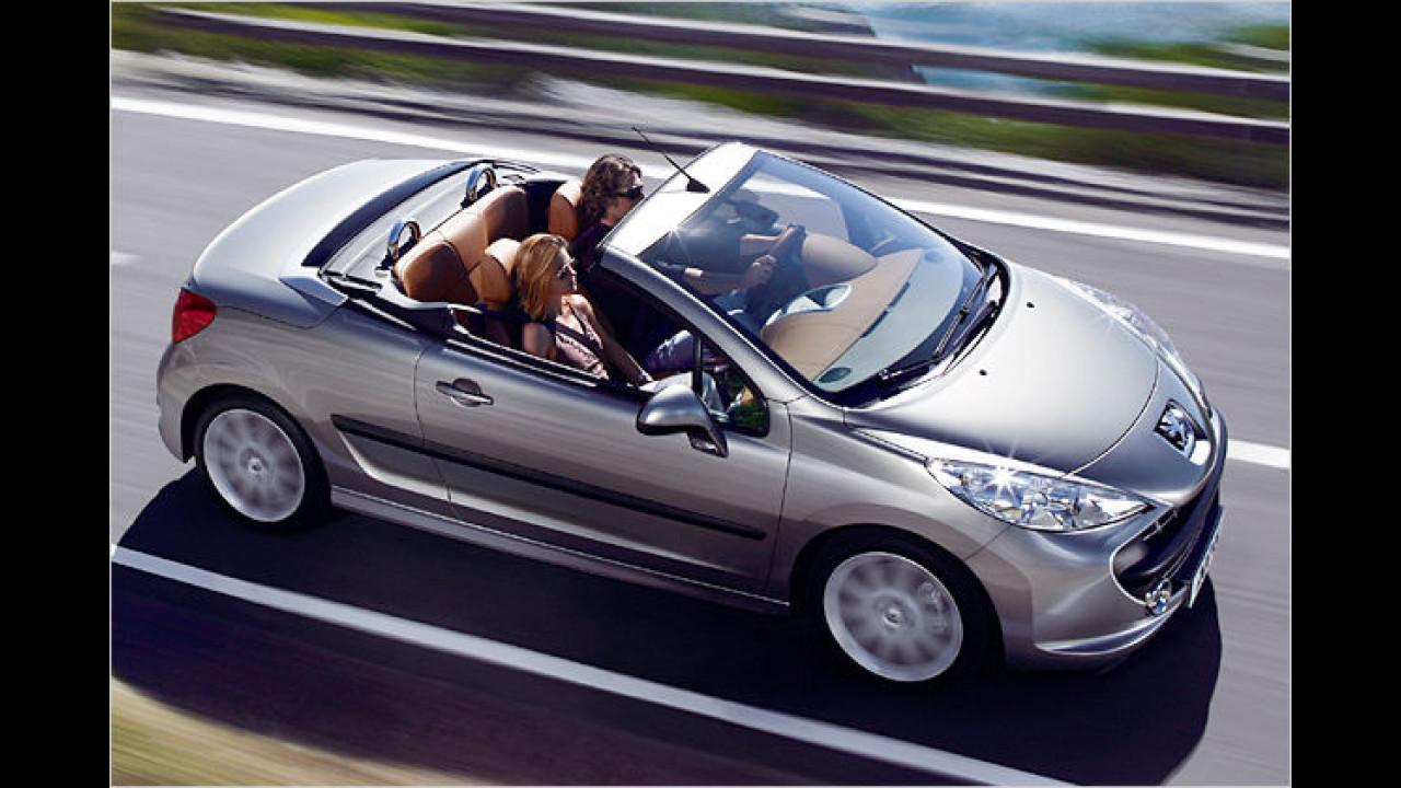 Peugeot 207 CC HDi FAP 110 Filou